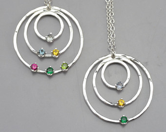 mothers jewelry   etsy mwsafte