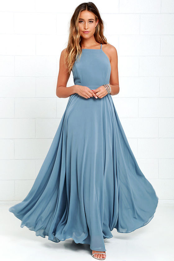 mythical kind of love slate blue maxi dress 1 gczsbzg