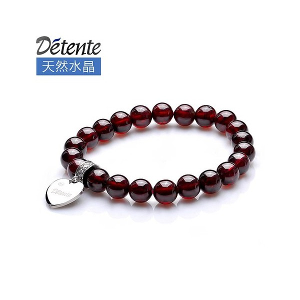 natural garnet bracelet for that perfect gift gvgjktx
