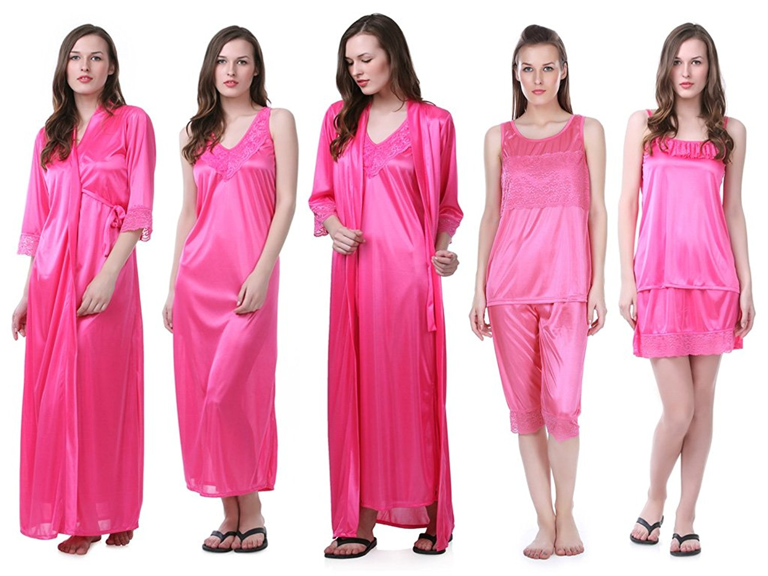night dress 6pc (6) dyjkvpw