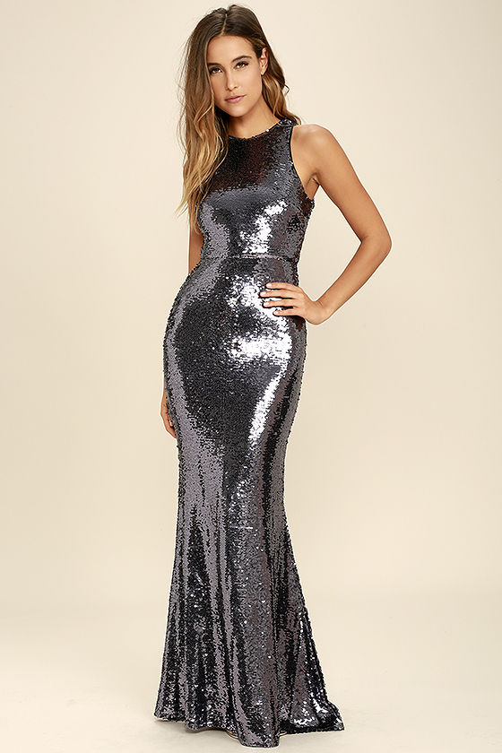 notorious pewter sequin maxi dress 1 zrlsaqa