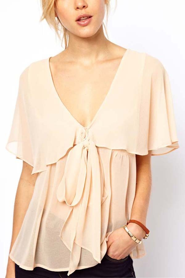 Admirable features of a Chiffon blouse