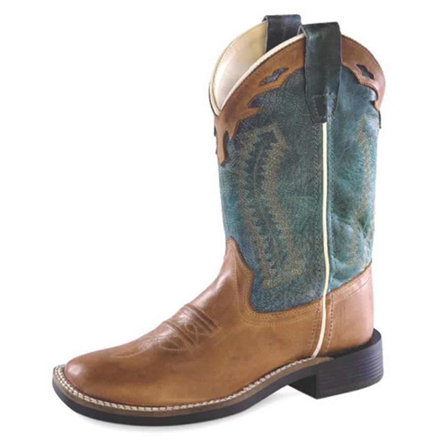 old west boots old west barnwood vintage kids western boots item # bsc1872 vkwihec
