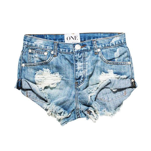 one teaspoon shorts denim shorts by one teaspoon, hendrix wash, bandits fit $99 useprfx