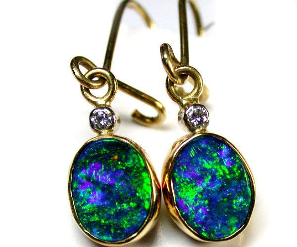 opal jewelry opal earrings khkujvk