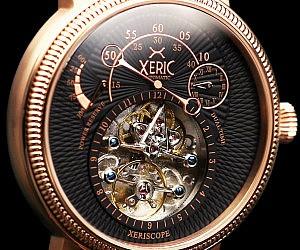 orbiting mechanical watch idaeikn
