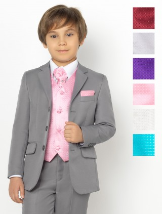 page boy suits boys grey page boy suit ... jlthgrk