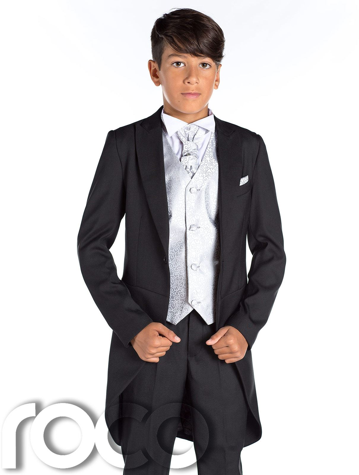 page boy suits grey-tail-suit-boys-wedding-outfits-prom-suit- ignkxmf