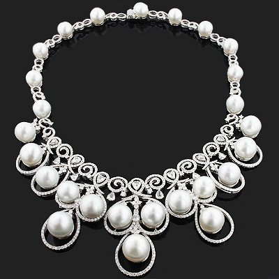 pearl and diamond necklace designer pearl necklace with diamonds 17. rnlyibr