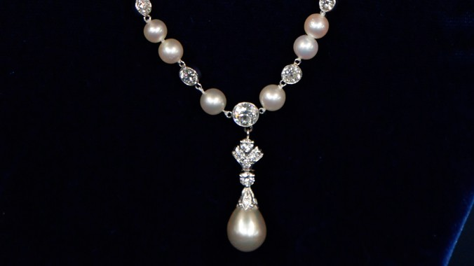 pearl and diamond necklace read appraisal transcript mfspuso