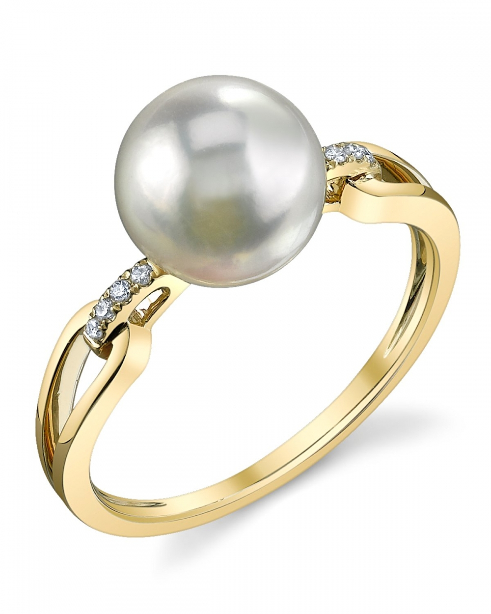 pearl ring south sea pearl u0026 diamond holly ring vmrxdgj
