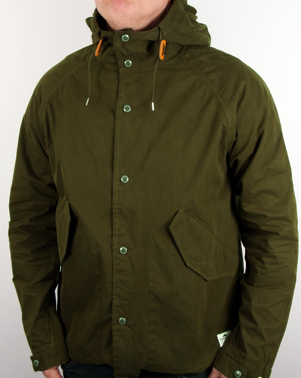 penfield jackets penfield davenport jacket olive ... pquzcxc