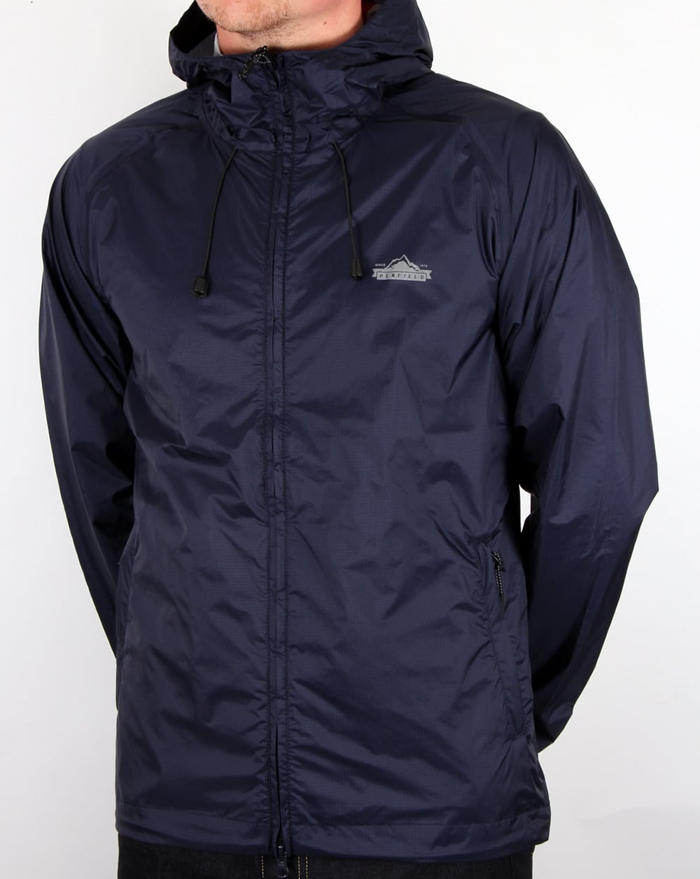 penfield jackets penfield travel shell jacket navy qbxoolg