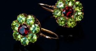 peridot jewelry | vintage peridot earrings opflxbt
