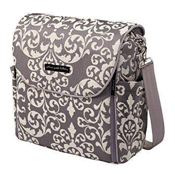petunia pickle bottom diaper bags petunia pickle bottom earl grey boxy backpack lrctzbt