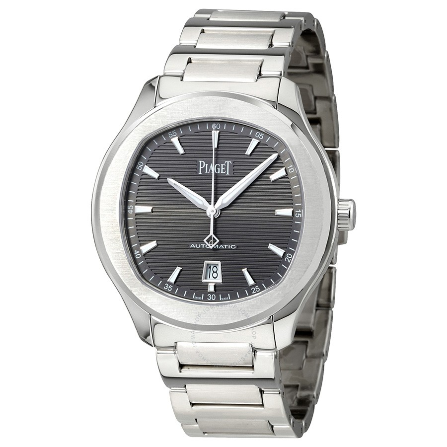 piaget watches piaget polo s automatic menu0027s watch g0a41003 ... aedrcdt