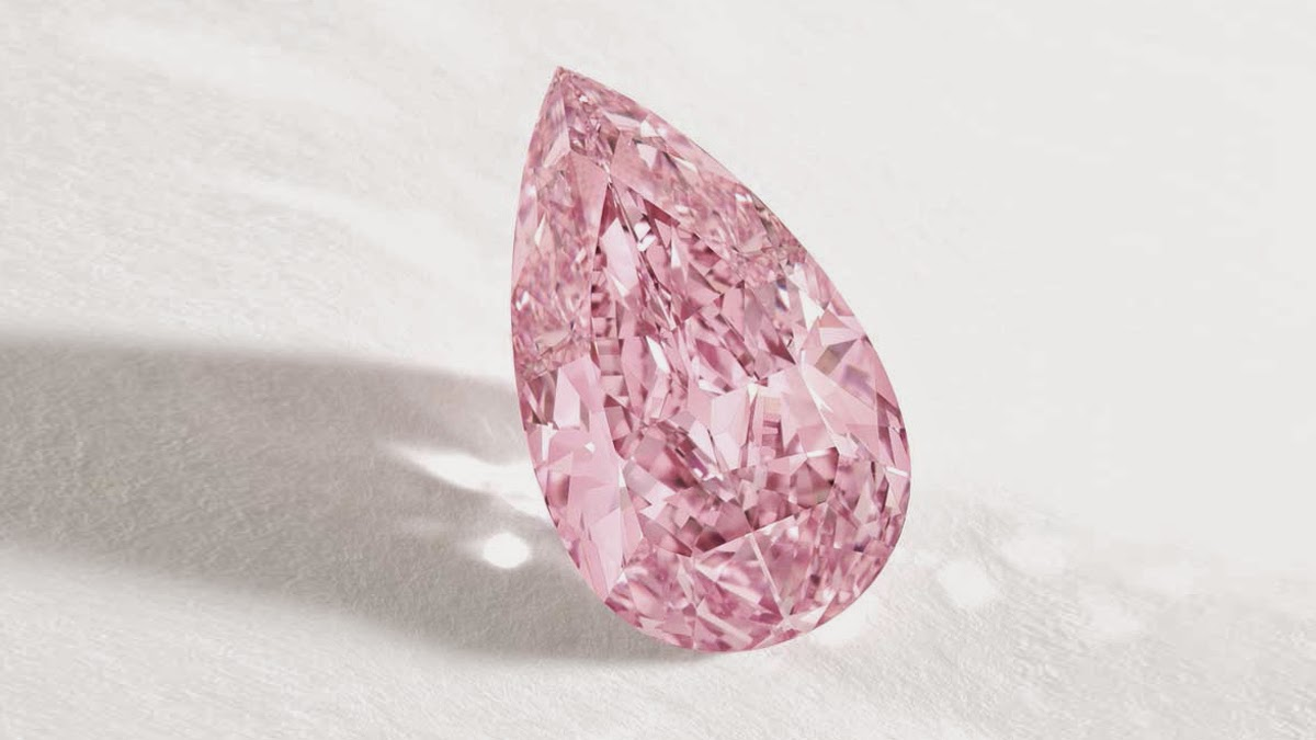 pink emeralds in november of 2013 the largest pink diamond weighing 59.60cts was set to  be idydpuj
