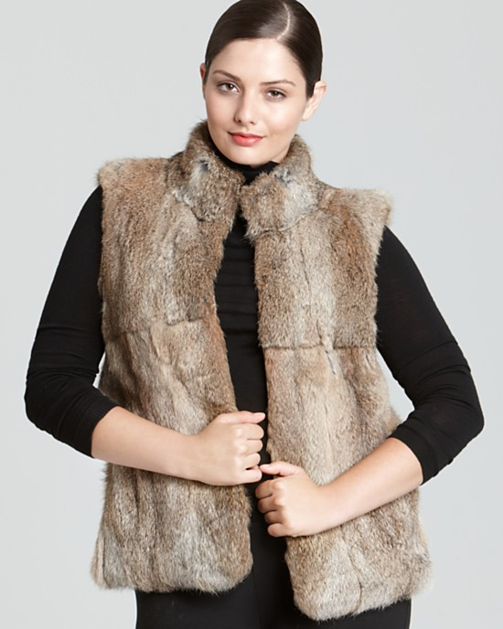 Plus Size Fur Vest: The Perfect Vest For You