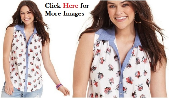 plus size junior clothing junior plus size clothing sleeveless floral print ndptbaa