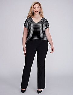 plus size pants also in short, long and petite zvlvnue