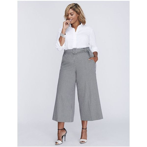 Plus Size Pants: The Best Pants For You