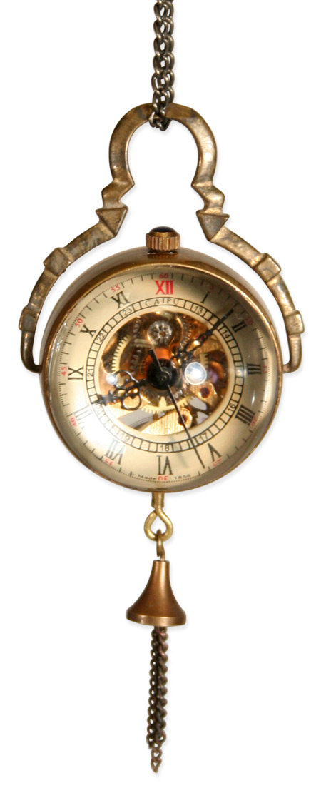 pocket watch 1800s mens gold alloy pendant watch | 19th century | historical | period  clothing cbnopfa