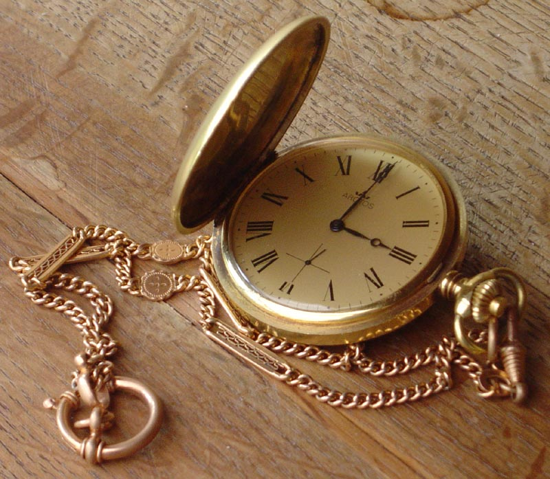 Advantages of pocket watch