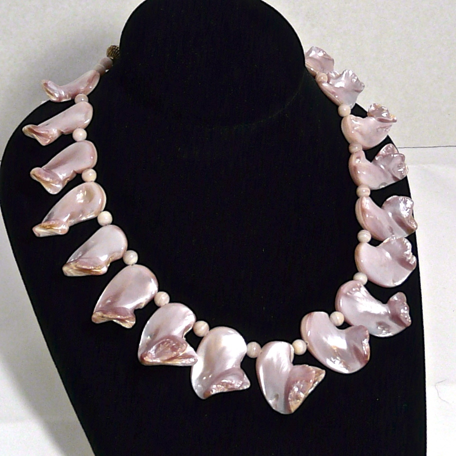 Handcrafted Mother of Pearl Jewellery