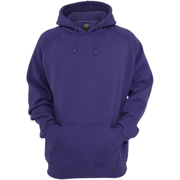 purple hoodie purple urban classics hoodie ❤ liked on polyvore featuring tops, hoodies,  men, blue nluqmbw