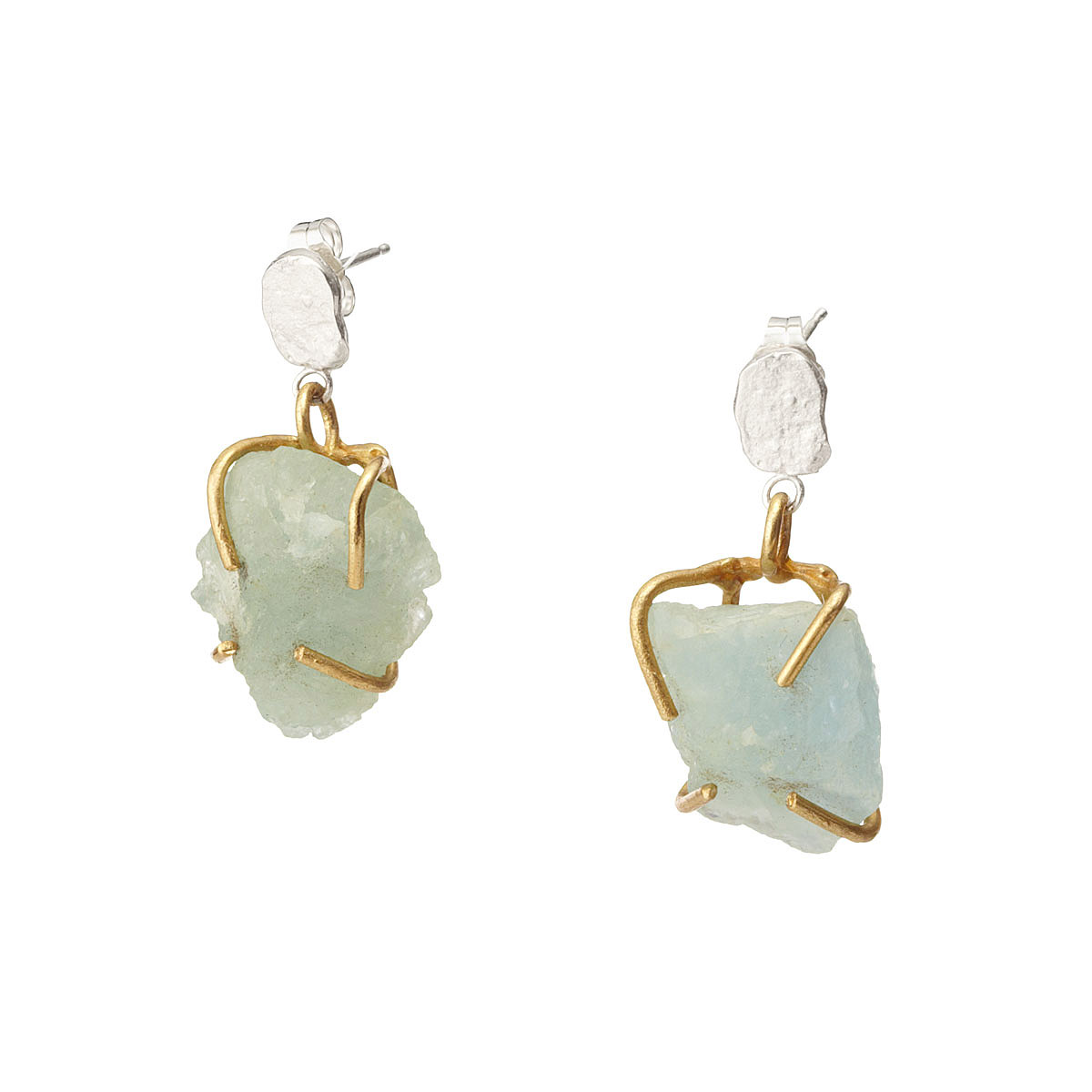 Gemstone earrings – Be aware people are watching you