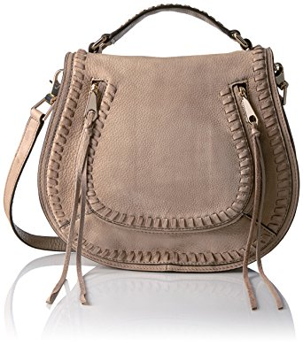 Rebecca Minkoff Bags Vanity Saddle Bag Mushroom Cgvaesl