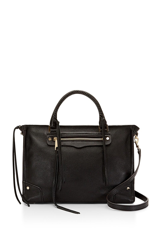 rebecca minkoff bags regan satchel tote fkocrsy