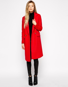 Red Coats to keep your Warm this winter - StyleSkier.com