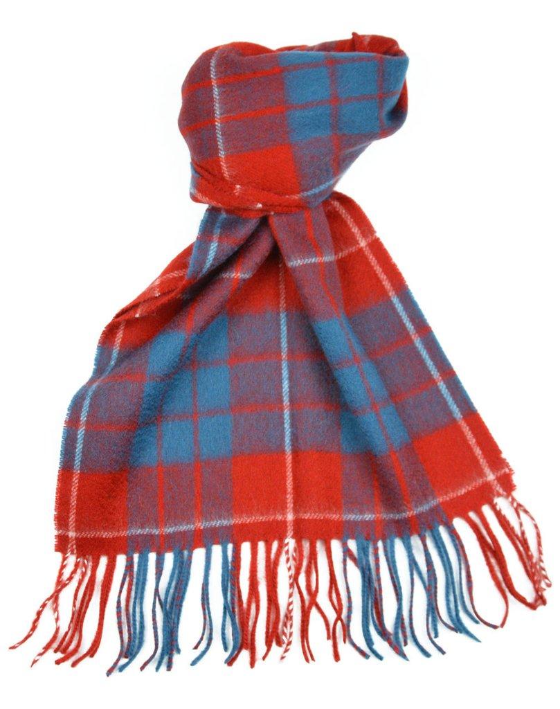 red tartan scarf hamilton red modern tartan scarf - kilt society™ nslofup