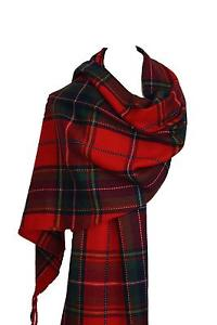 red tartan scarf long tartan scarves kvjzonr