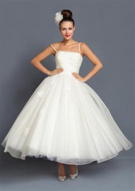 rockabilly wedding dress cutting edge brides £630 tkohitv