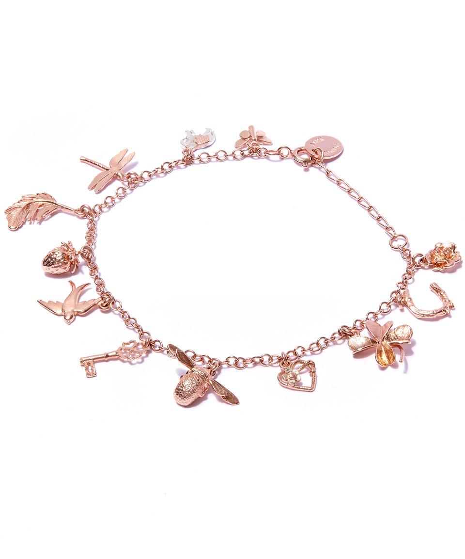 Rose Gold Charm Bracelet and Its Benefits - StyleSkier.com