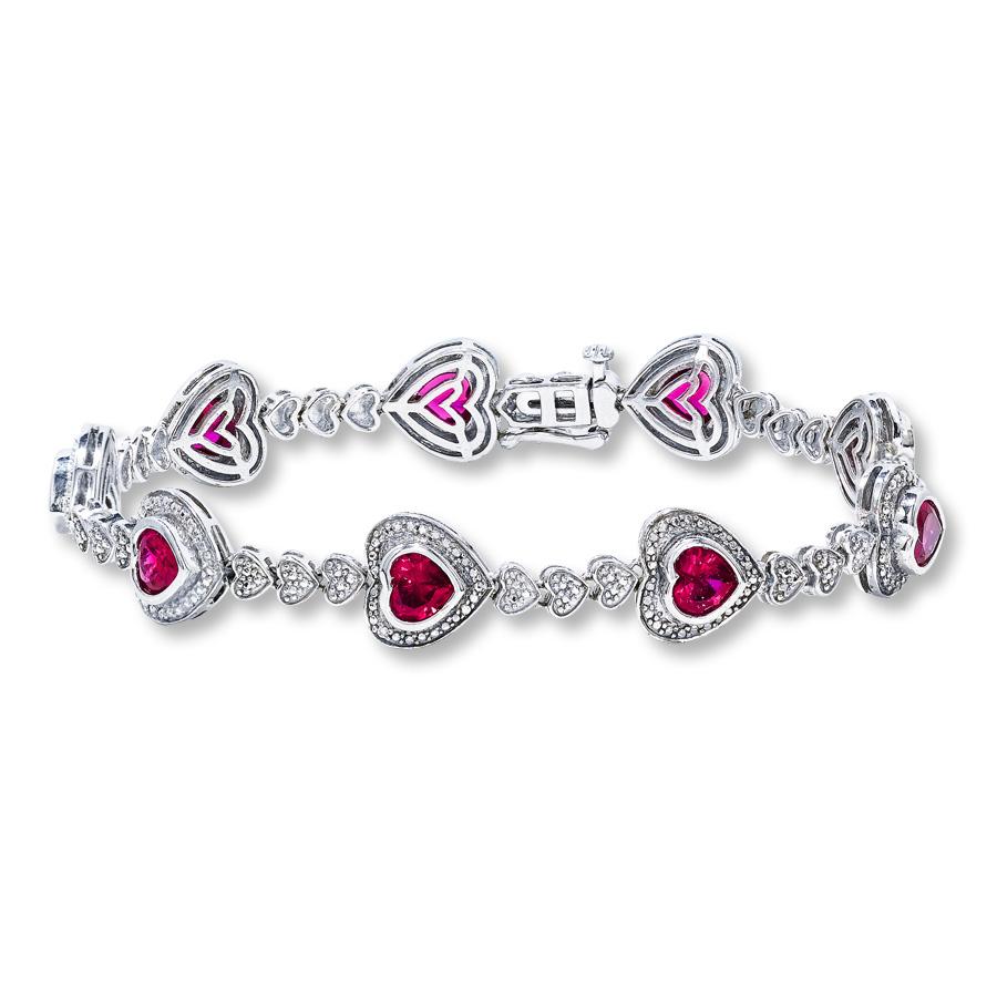 ruby bracelet hover to zoom nrfkglq