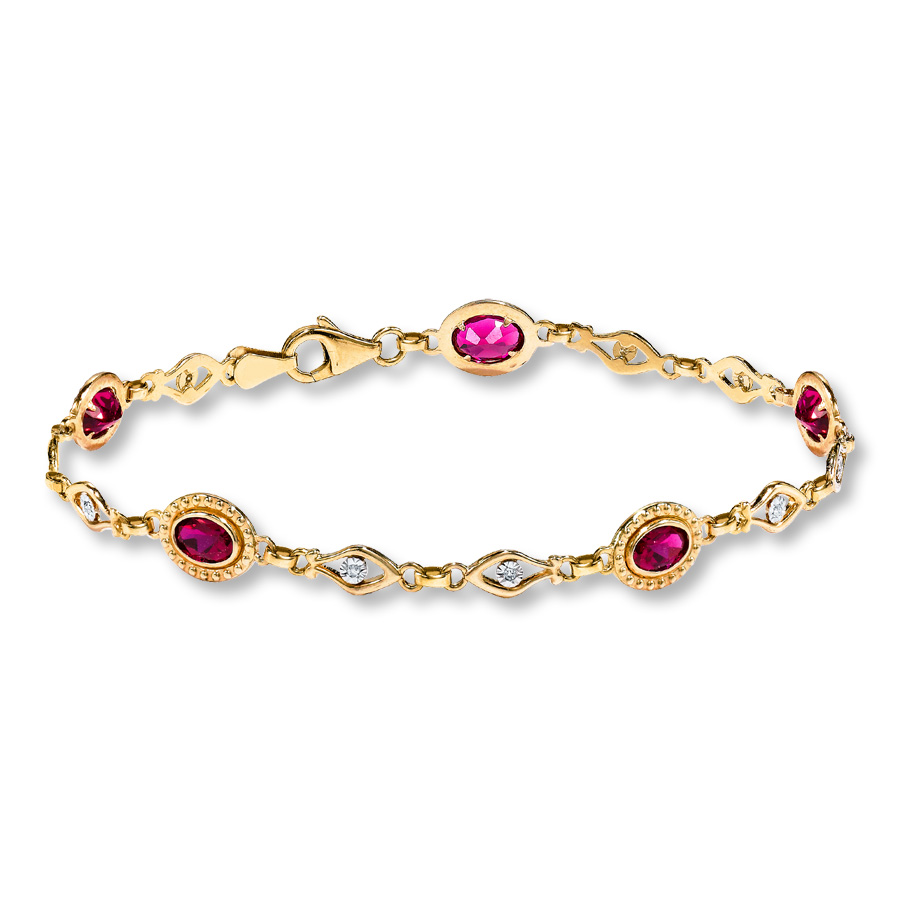 ruby bracelet hover to zoom wotlwjq