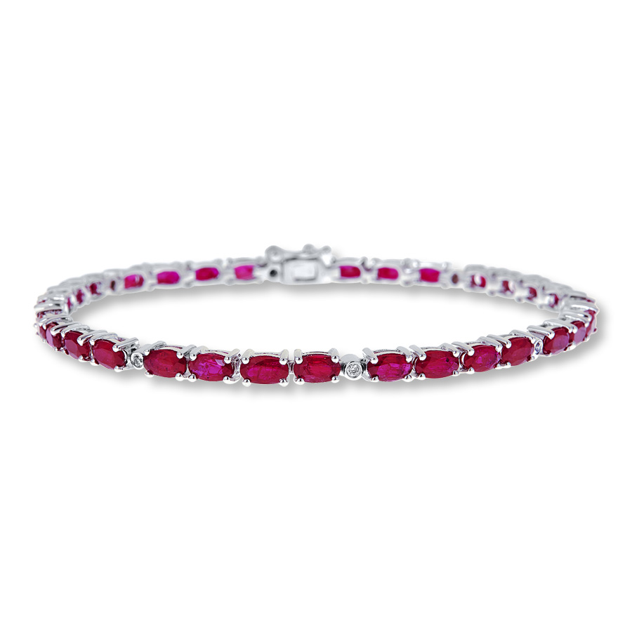 Ruby Bracelets: Making You Look Classy and Fabulous ...