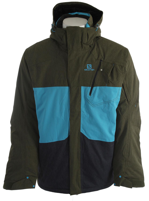 salomon zero ski jacket hzggqyk