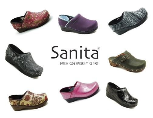 sanita shoes yohbgwd