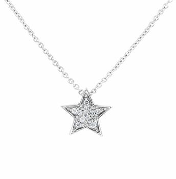 sarahu0027s petite pave star necklace jtdibec