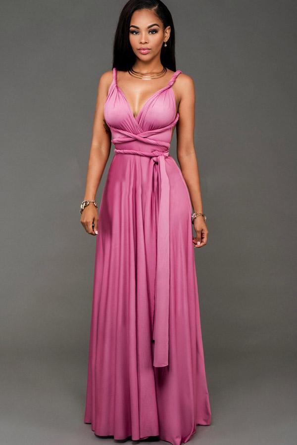Merits of sexy maxi dresses - StyleSkier.com