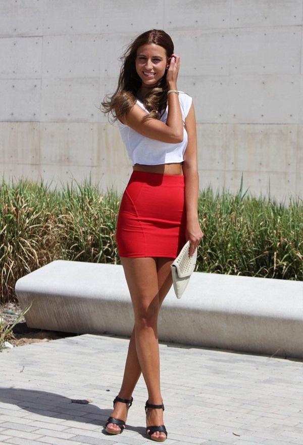 sexy skirts cute skirts street styles (27) coagaam