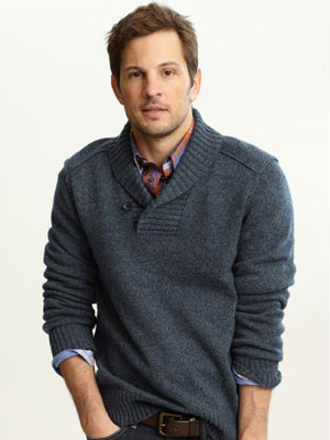 shawl collar sweater banana republic yixfjrw