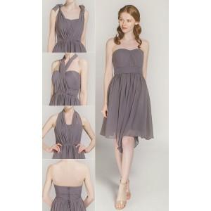 short bridesmaid dresses short convertible bridesmaid dress tbqp177p frhltmm