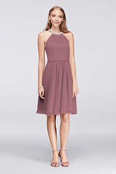 short bridesmaid dresses soft u0026 flowy davidu0027s bridal short bridesmaid dress dhzkskd