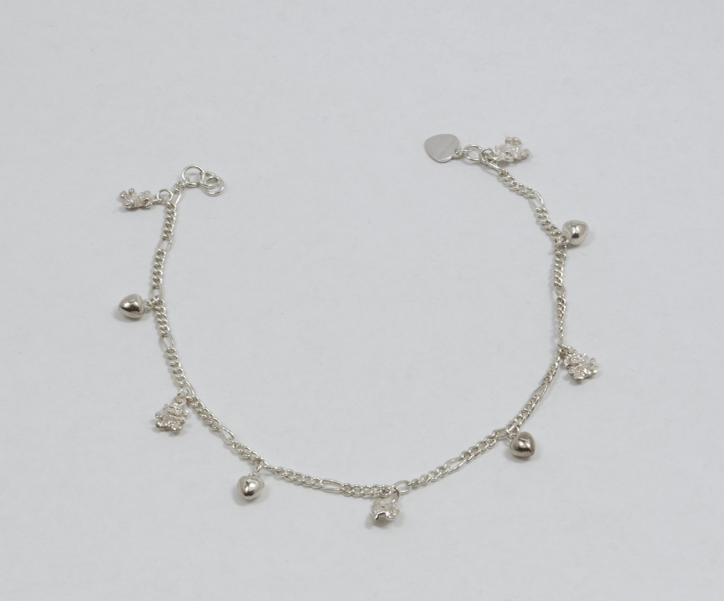 Silver anklets for Charm sterling ... jmaxnzm