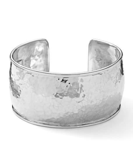 silver cuff bracelet ippolitasterling silver hammered cuff bracelet ceyrfjo